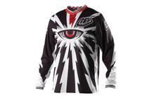 Troy Lee Designs GP Downhill Tricot Cyclops zwart